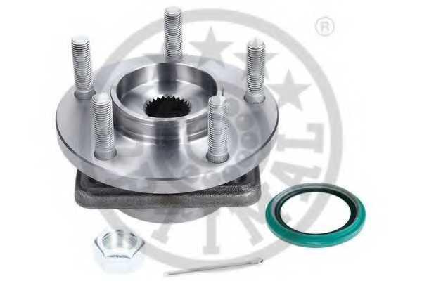 Комплект подшипника ступицы колеса OPTIMAL 991898 - изображение 1