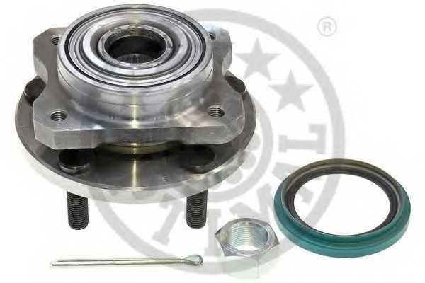 Комплект подшипника ступицы колеса OPTIMAL 991898 - изображение 2