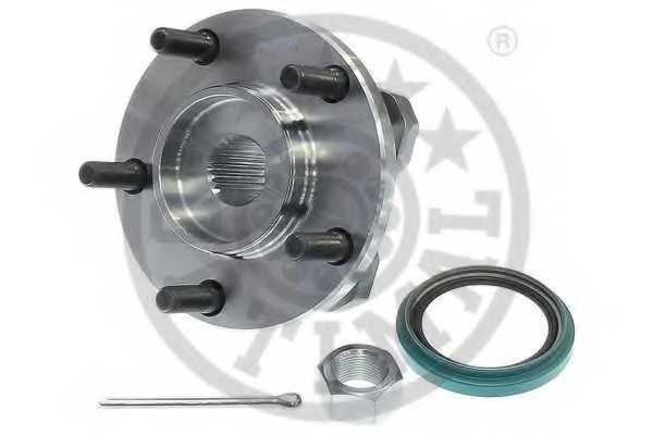 Комплект подшипника ступицы колеса OPTIMAL 991898 - изображение 3