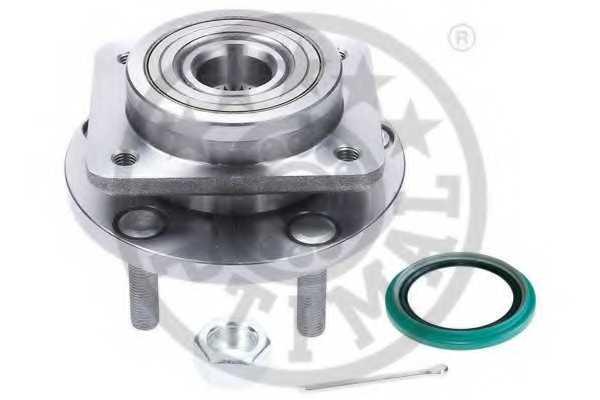 Комплект подшипника ступицы колеса OPTIMAL 991898 - изображение