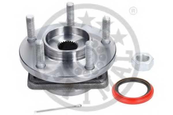 Комплект подшипника ступицы колеса OPTIMAL 991990 - изображение 1