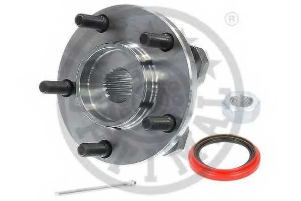Комплект подшипника ступицы колеса OPTIMAL 991990 - изображение 3