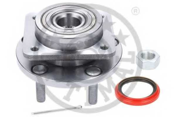 Комплект подшипника ступицы колеса OPTIMAL 991990 - изображение