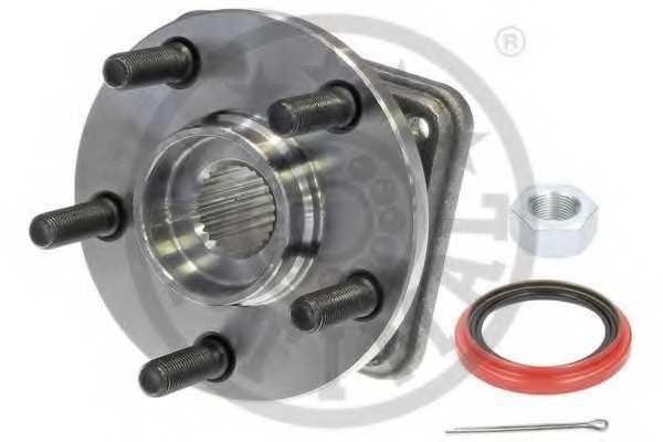 Комплект подшипника ступицы колеса OPTIMAL 991998 - изображение 1