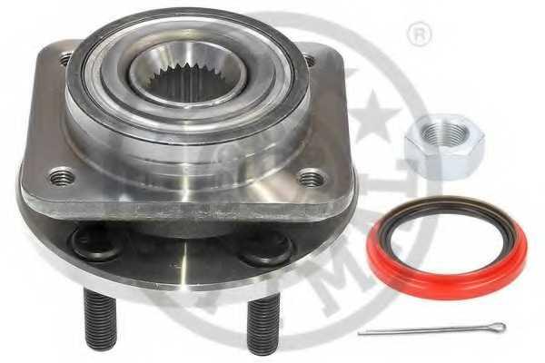 Комплект подшипника ступицы колеса OPTIMAL 991998 - изображение