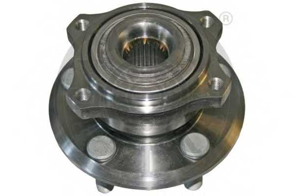 Комплект подшипника ступицы колеса OPTIMAL 992613 - изображение