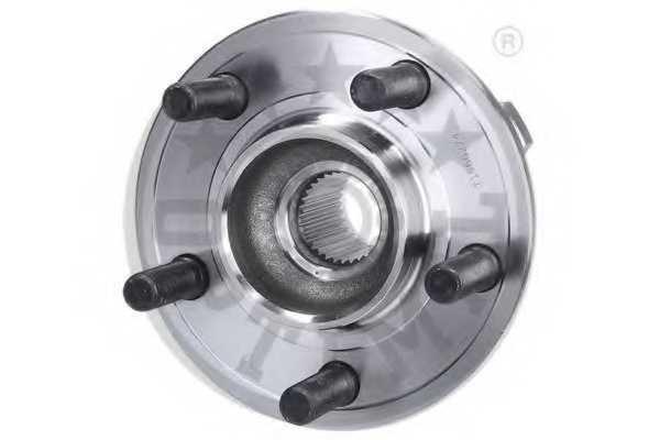 Комплект подшипника ступицы колеса OPTIMAL 992615 - изображение 3