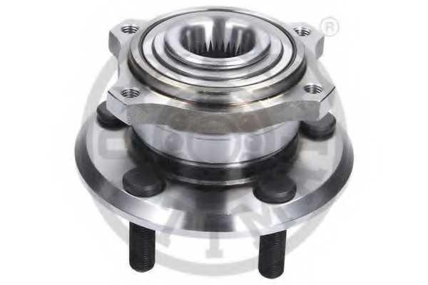 Комплект подшипника ступицы колеса OPTIMAL 992615 - изображение