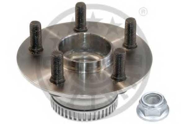 Комплект подшипника ступицы колеса OPTIMAL 992689 - изображение 1