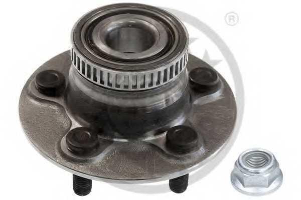Комплект подшипника ступицы колеса OPTIMAL 992689 - изображение