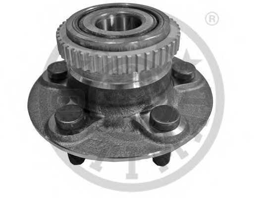 Комплект подшипника ступицы колеса OPTIMAL 992754 - изображение