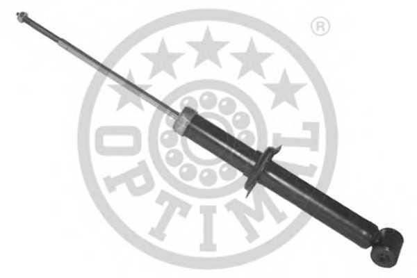 Амортизатор задний/левый/правый для AUDI 80(81, 85, 89, 89Q, 8A, B2, B3), 90(81, 85, 89, 89Q, 8A, B2, B3), COUPE(81, 85) <b>OPTIMAL A-1651G</b> - изображение