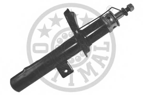 Амортизатор передний/левый для PEUGEOT 206(2A/C,2D,2E/K,T3E) <b>OPTIMAL A-3068GL</b> - изображение