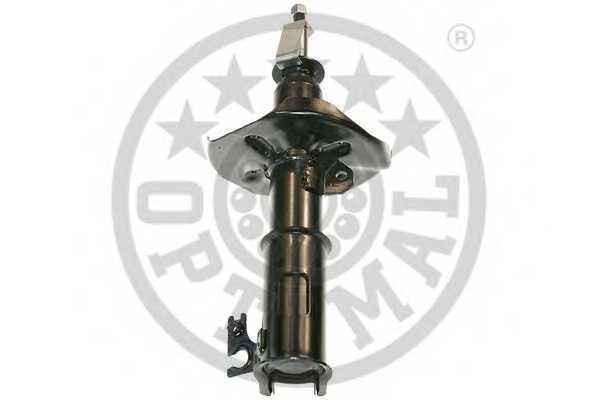 Амортизатор передний/правый для MAZDA 323 F(BJ), FAMILIA(BJ), PREMACY(CP) <b>OPTIMAL A-3685GR</b> - изображение 1