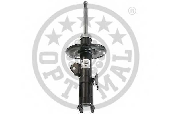 Амортизатор передний/правый для TOYOTA AURIS, COROLLA <b>OPTIMAL A-3705GR</b> - изображение 1