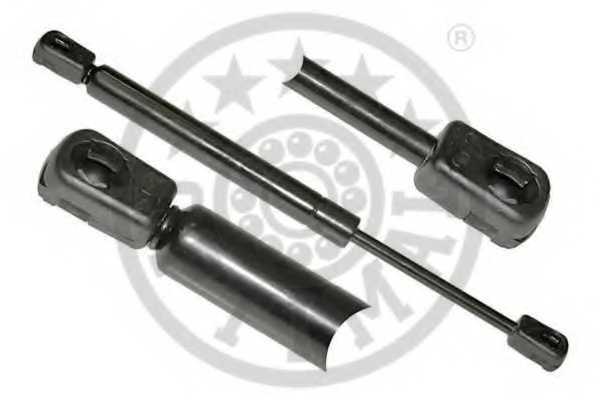 Газовая пружина (амортизатор) крышки багажника OPTIMAL AG-17080 - изображение