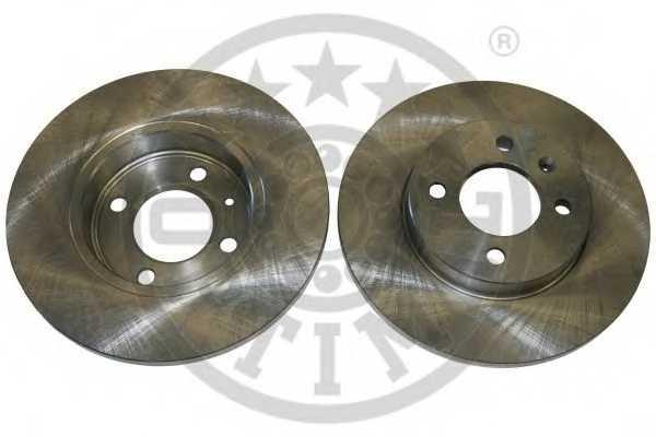 Тормозной диск OPTIMAL 256X13 / BS-1720 - изображение
