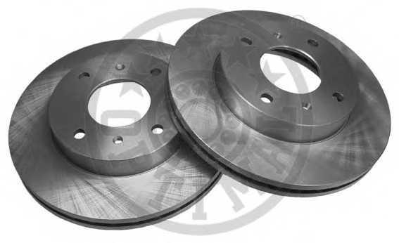 Тормозной диск OPTIMAL BS-1790 - изображение