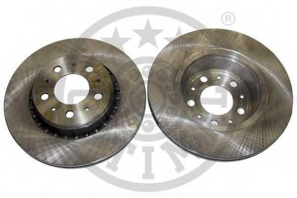 Тормозной диск OPTIMAL 287X22 / BS-3250 - изображение