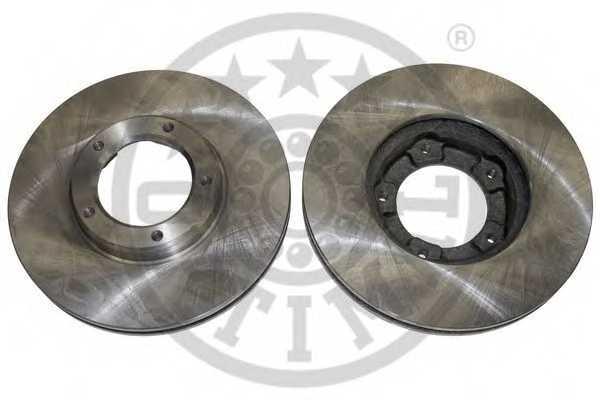 Тормозной диск OPTIMAL BS-4050 - изображение