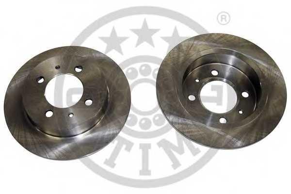 Тормозной диск OPTIMAL BS-4240 - изображение