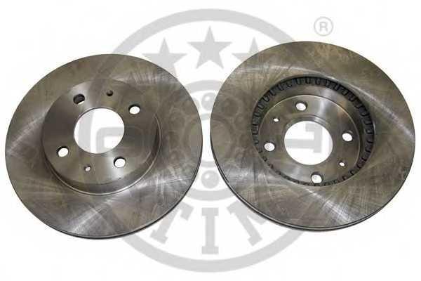 Тормозной диск OPTIMAL BS-4300 - изображение