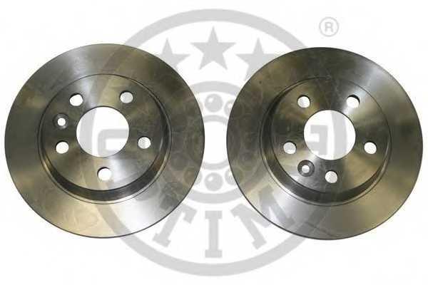 Тормозной диск OPTIMAL BS-4530 - изображение