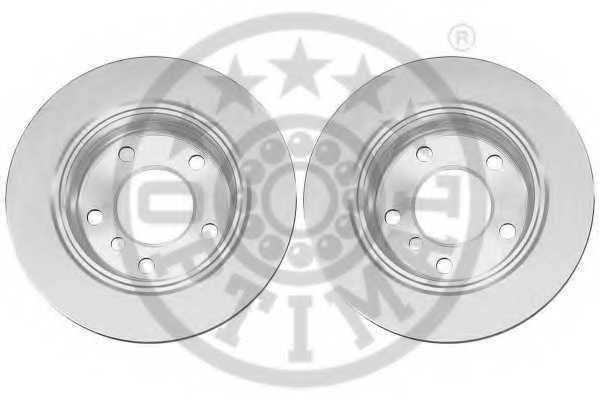 Тормозной диск OPTIMAL BS-4580C - изображение