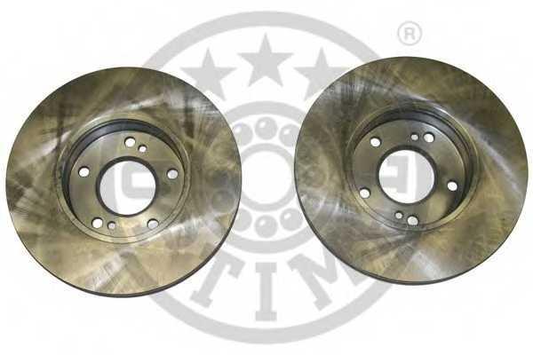 Тормозной диск OPTIMAL BS-4740 - изображение