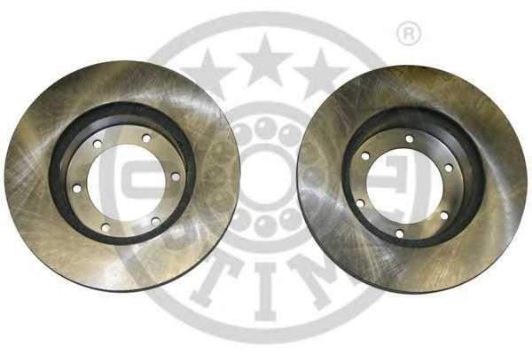 Тормозной диск OPTIMAL BS-4970 - изображение