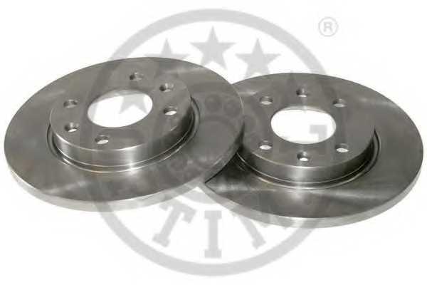 Тормозной диск OPTIMAL BS-5350 - изображение