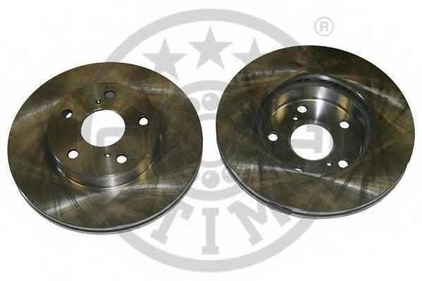 Тормозной диск OPTIMAL BS-5820 - изображение