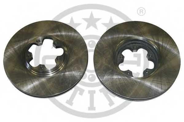 Тормозной диск OPTIMAL BS-6170 - изображение