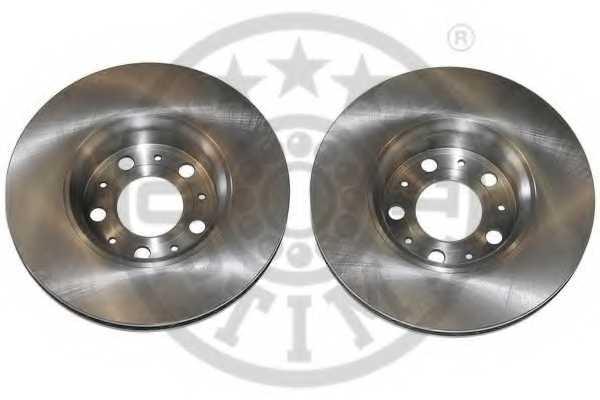 Тормозной диск OPTIMAL BS-6330 - изображение 1