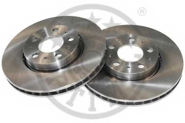 Тормозной диск OPTIMAL BS-6330 - изображение