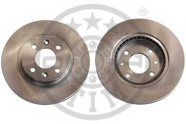 Тормозной диск OPTIMAL BS-6400 - изображение 1