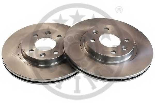 Тормозной диск OPTIMAL BS-6400 - изображение