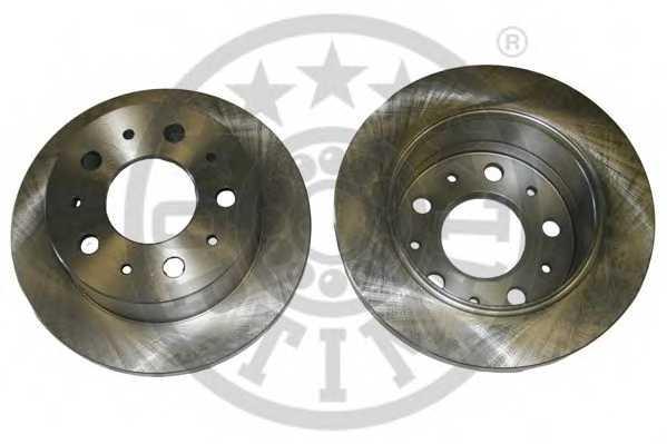 Тормозной диск OPTIMAL BS-6760 - изображение
