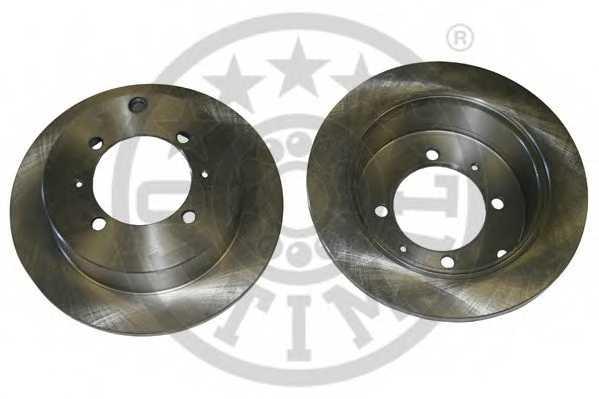 Тормозной диск OPTIMAL BS-7090 - изображение