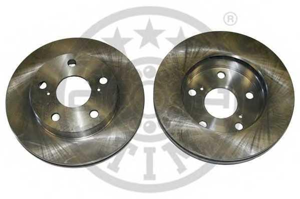 Тормозной диск OPTIMAL BS-7210 - изображение