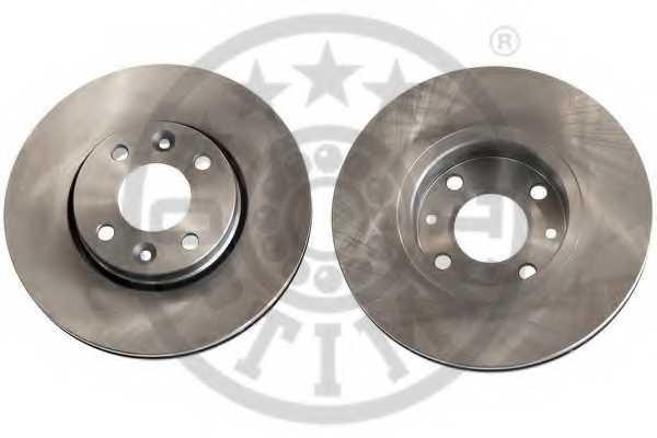 Тормозной диск OPTIMAL BS-7480 - изображение 1