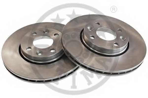 Тормозной диск OPTIMAL BS-7480 - изображение