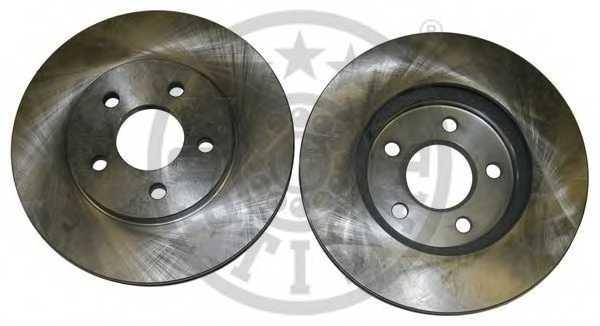 Тормозной диск OPTIMAL BS-7646 - изображение