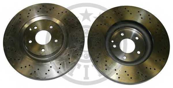 Тормозной диск OPTIMAL BS-7798 - изображение