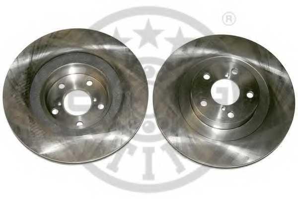 Тормозной диск OPTIMAL BS-7974 - изображение 1