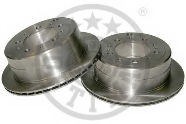 Тормозной диск OPTIMAL BS-8006 - изображение