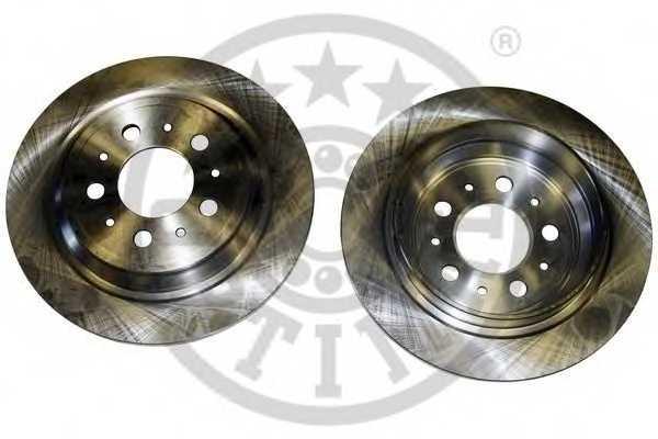 Тормозной диск OPTIMAL BS-8062 - изображение