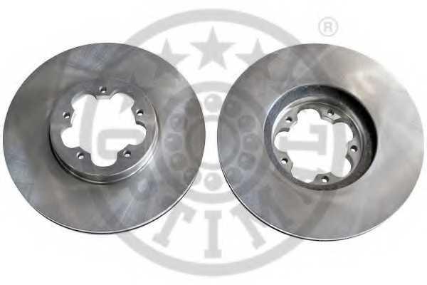 Тормозной диск OPTIMAL BS-8102 - изображение 1