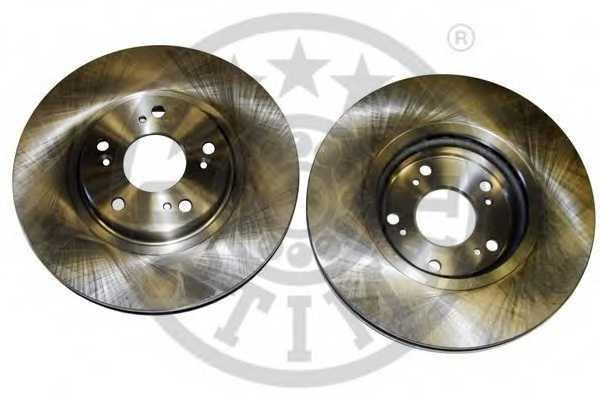 Тормозной диск OPTIMAL BS-8176 - изображение