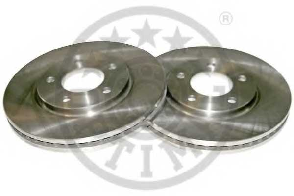 Тормозной диск OPTIMAL BS-8194 - изображение